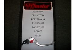 LEVA FRENO YAMAHA R1/R6