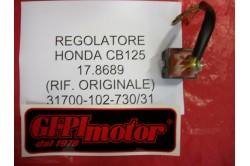 REGOLATORE HONDA CB125