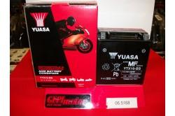 BATTERIA YUASA YTX16-BS