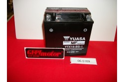 BATTERIA YUASA YTX16-BS-1