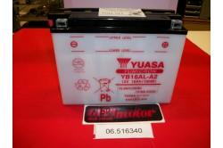 BATTERIA YUASA YB16AL-A2