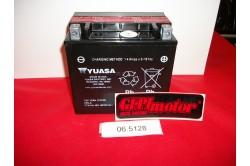 BATTERIA YUASA YTX14L-BS