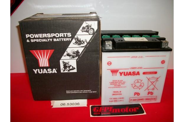 BATTERIA YUASA YB30L-B