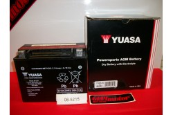 BATTERIA YUASA YTX24HL-BS