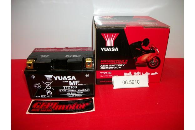 BATTERIA YUASA TTZ10S
